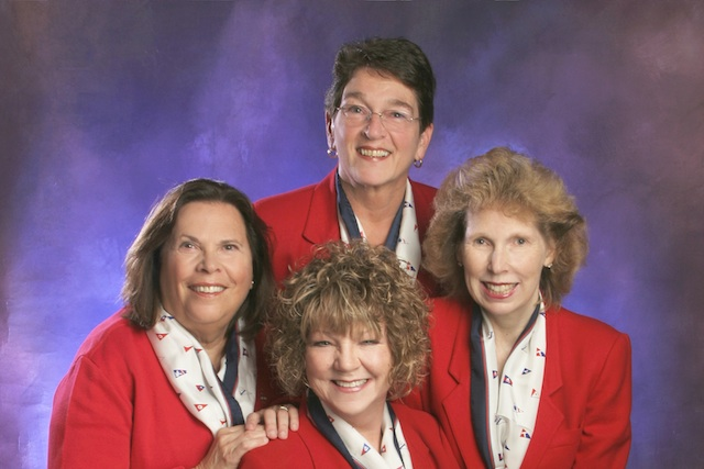 Queen City Yacht Club's 2013 Tarette Officers